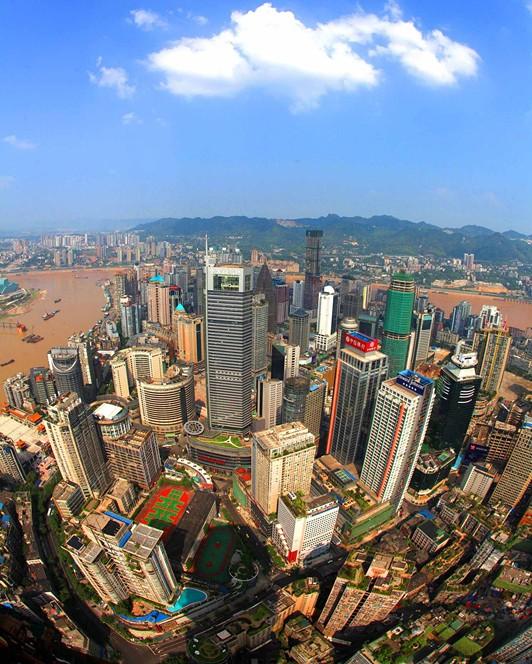 重庆两江新区项目