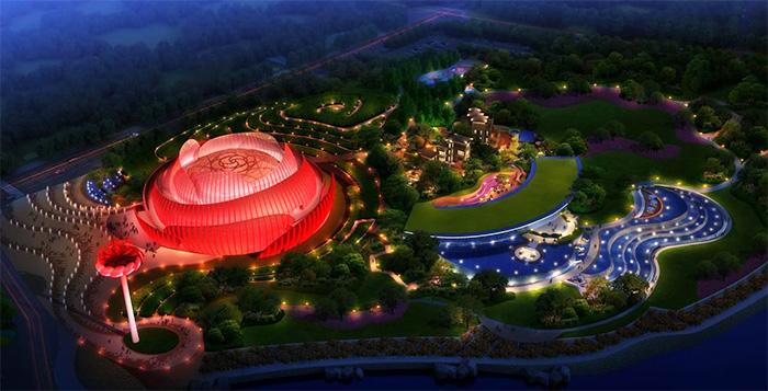 重庆万达城项目